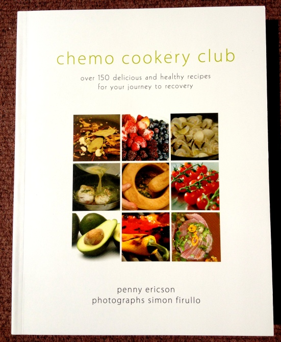 Chemo cookery club cover